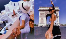 Phải chăng Võ Hoàng Yến sắp công khai bạn trai khi liên tục nắm tay người đàn ông  đi du lịch?