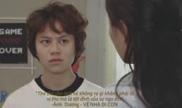 Ngổ ngáo, bất trị là thế nhưng Ánh Dương trong phim 'Về nhà đi con' lại có hẳn những câu nói bất hủ khiến ai cũng 'vỗ đùi đen đét'