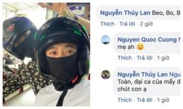 Cường Đô la đưa vợ chưa cưới và con trai đi 'đua xe', bất ngờ nhất là lời dặn của mẹ Đàm Thu Trang
