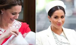 Hả hê với quyết định phá vỡ quy tắc Hoàng gia, Meghan cảm thấy thương tiếc cho chị dâu Kate vì điều này