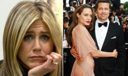 Tiết lộ về tâm trạng 'sốc toàn tập' của Jennifer Aniston khi biết Jolie mang bầu với Brad Pitt