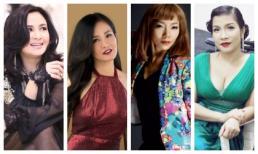 Chuyện tình của bốn diva Việt: Người làm mẹ đơn thân tuổi 40, người mang nuối tiếc về chồng cũ