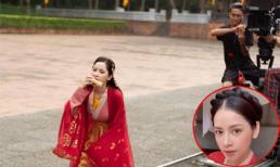Đằng sau MV triệu view, Chi Pu lại có loạt ảnh 'khó đỡ' này