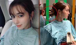 Hiếm ai được như Lee Min Jung, đằng sau bức ảnh sống ảo là anh chồng tần tảo bấm máy