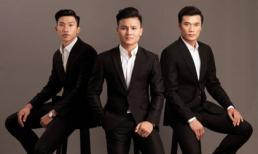 Quang Hải, Văn Hậu, Bùi Tiến Dũng lịch lãm khi mặc vest làm mẫu thời trang