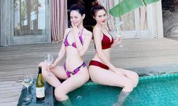 Không 'lép' như mọi người nghĩ, Ninh Dương Lan Ngọc chính thức gia nhập hội mỹ nhân nuột nà với bikini