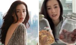 Với 2 loại đồ uống rẻ mà dễ làm này, Trương Bá Chi dù đã U40 và trải qua 3 lần sinh nở vẫn trẻ đẹp như gái đôi mươi