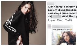 Đăng hình sexy và thần thái, Phạm Hương lại bị dân mạng liên tục 'gọi nhầm' tên thành những sao nữ khác