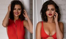 Selena Gomez tự thiết kế đồ bơi che vết sẹo từ lần phẫu thuật ghép thận