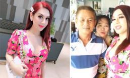 Bố chồng Lâm Khánh Chi lên tiếng khi con dâu bị 'ném đá' vì ăn mặc hở bạo