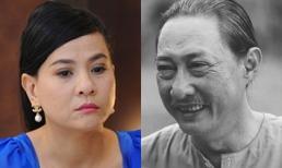 Nghệ sĩ Lê Bình vừa xa rời trần thế, Cát Phượng gây hoang mang khi nói điều gở miệng về chính mình