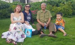 Tạm gác công việc bận rộn, Phi Thanh Vân tận hưởng kỳ nghỉ cùng bố mẹ và con trai tại Vũng Tàu