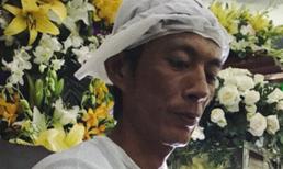 Chân dung người con thứ hai 'bí ẩn' của nghệ sĩ Lê Bình tại tang lễ ba