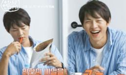 Song Joong Ki đeo nhẫn cưới, khoe loạt biểu cảm siêu đáng yêu trong buổi đọc kịch bản phim bom tấn cổ trang mới