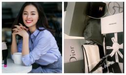 Ngày càng sexy và chất chơi, Hạ Vi còn chứng tỏ độ giàu sụ khi mua sắm hàng hiệu thả ga hậu chia tay Cường Đô La