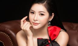 """Hoàng Dung – Á hậu với vẻ đẹp """"băng thanh ngọc khiết"""""""