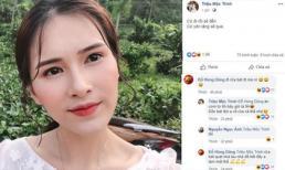 Đỗ Hùng Dũng vào bình luận 'phũ phàng' khi vợ mới cưới khoe ảnh selfie
