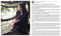 Thanh Lam: 'Không chịu được áp lực thì đừng mong tiến thân'