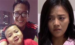 Hậu ồn ào với vợ cũ Thu Quỳnh, giờ đây Chí Nhân có thể thoải mái gặp con trai