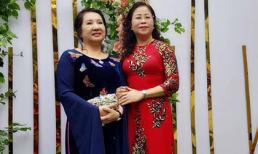 Các con chưa đám cưới nhưng mối quan hệ của mẹ Cường Đô la và mẹ Đàm Thu Trang đã rất thân thiết