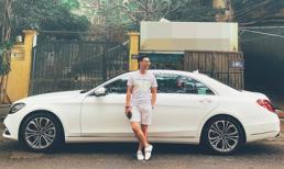 MC Thành Trung tậu xế hộp mới đắt giá của thương hiệu Mercedes