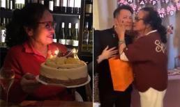 Ca sĩ Bằng Kiều tổ chức sinh nhật cho mẹ ruột - nghệ sĩ chèo Lưu Nga
