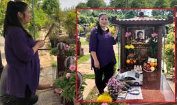 Cúng thất 5 của nghệ sĩ Anh Vũ, Hồng Vân gửi cho người em 'cái xe hơi 4 chỗ để chạy show tỉnh'