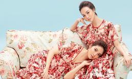 Bộ ảnh kỳ công kỷ niệm tình bạn hơn một thập kỷ của hai người đẹp showbiz Ninh Hoàng Ngân - Kiều Ngân