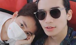 Mặc nghi án yêu đồng giới, Ngô Kiến Huy vô tư xưng vợ chồng với BB Trần
