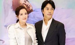 Lý Nhã Kỳ không tham gia liên hoan phim Cannes năm nay để hoàn thành phim cùng Han Jae Suk
