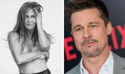 Jennifer Aniston táo bạo bán nude ở tuổi 50, cởi mở với tình yêu như thế này liệu Brad Pitt có thêm cơ hội?