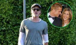 Đây là câu trả lời của Brad Pitt khi được hỏi về chuyện tái hợp với Jennifer Aniston