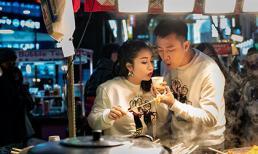 Ốc Thanh Vân viết về thanh xuân tình yêu với ông xã