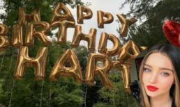Cận cảnh tiệc sinh nhật 1 tuổi hoành tráng của con trai Miranda Kerr và tỷ phú công nghệ