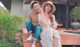 Khoe ảnh tình bể bình, Cường Đô La khẳng định Đàm Thu Trang 'là giải pháp đời mình' và bật mí thông tin hôn lễ
