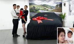 Hoa hậu Oanh Yến tậu xế hộp tiền tỉ sau khi sinh con thứ 5