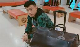 Lam Trường than mất hộ chiếu, ngủ lay lắt ở sân bay, loạt sao Việt vào hỏi thăm