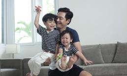 Hành động 'tan chảy' của con trai MC Phan Anh khi bố lớn tiếng khiến bà khóc