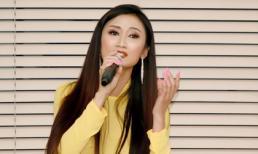 Ca sĩ - Á hậu Ngọc Lan gây thương nhớ tại trung tâm Asia