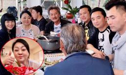 Bạn bè, đồng nghiệp dự sinh nhật ấm cúng của danh ca Hương Lan