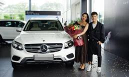 Ca sĩ Ưng Hoàng Phúc tậu Mercedes-Benz GLC giá gần 2 tỷ đồng
