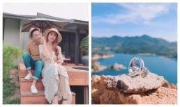 Chỉ khoe nhẫn cưới sang chảnh, Đàm Thu Trang chứng minh ngày theo Cường Đô La 'về dinh' đã gần kề