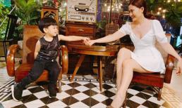 Diễn viên Ngọc Lan viết tâm thư xin lỗi con trai