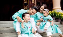 Đã đủ nếp đủ tẻ, Phan Hiển vẫn 'rủ rê' Khánh Thi sinh thêm đứa nữa cho 'đỡ ít'