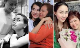 Ấm lòng những lời chúc, món quà của sao Việt trong 'Ngày của mẹ'