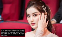 Á hậu Huyền My tiết lộ bị mất ngủ và bật mí cho fan bí quyết giảm cân
