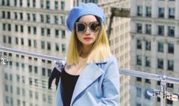 Angel Phạm – Quý cô thời thượng, tỏa nắng giữa trời hè Chicago đầy năng động