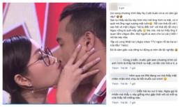 Lâm Vỹ Dạ bị cư dân mạng chỉ trích vì liên tục đòi hôn Trương Thế Vinh tại gameshow