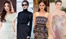 Ai xứng danh 'Nữ hoàng thảm đỏ' showbiz Việt tuần qua? (P112)