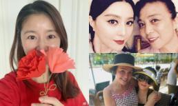 Sao Hoa ngữ rộn ràng đón Ngày của Mẹ: Lâm Tâm Như được tặng món quà đặc biệt, Phạm Băng Băng cùng dàn sao khoe khéo mẹ trẻ đẹp